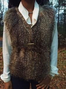 faux fur breakdwn